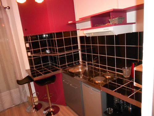 Flat in Grenoble - Vacation, holiday rental ad # 38428 Picture #4