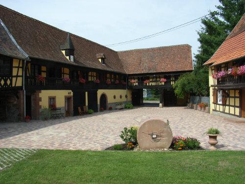 Gite Issenhausen - 4 personnes - location vacances  n°38429