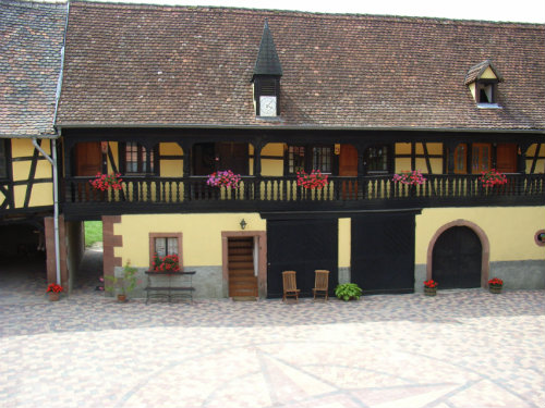 Gite 3 people Issenhausen - holiday home  #38430