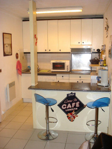Flat in Hendaye - Vacation, holiday rental ad # 38437 Picture #0
