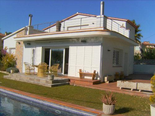Maison 8 personnes L'escala - location vacances  n°38450