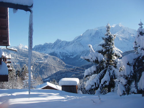 Gite in SAINT GERVAIS MONT BLANC - Vacation, holiday rental ad # 38454 Picture #2