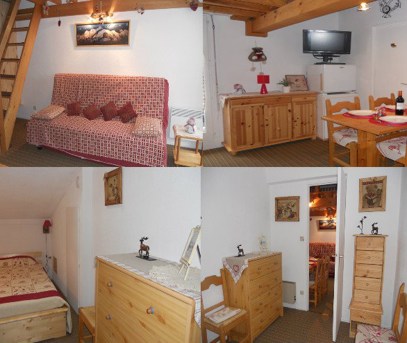 Gite Saint Gervais Mont Blanc - 6 people - holiday home  #38454