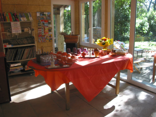 Bed and Breakfast in Remoulins - Vakantie verhuur advertentie no 38512 Foto no 18
