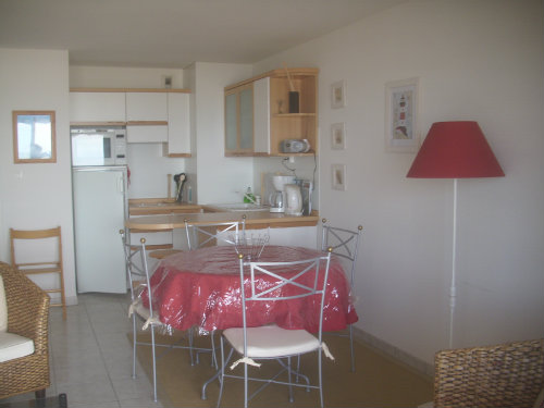 Flat in Soulac sur mer - Vacation, holiday rental ad # 38513 Picture #1