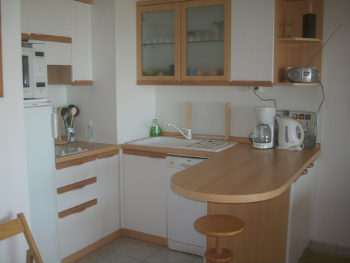 Flat in Soulac sur mer - Vacation, holiday rental ad # 38513 Picture #4