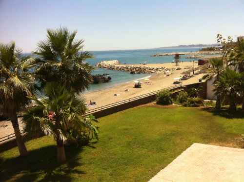 Flat in Benalmádena Costa - Vacation, holiday rental ad # 38523 Picture #1