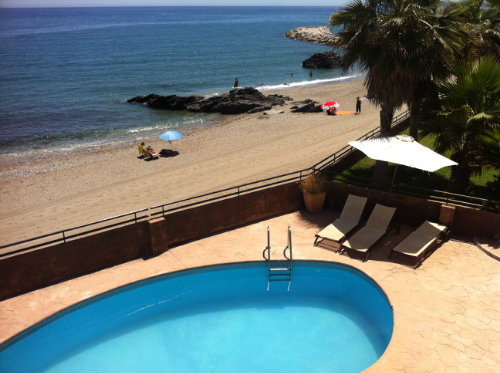 Flat in Benalmádena Costa - Vacation, holiday rental ad # 38523 Picture #0