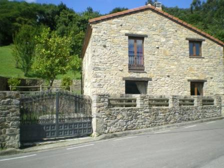 Casa rural Gijón - 14 personas - alquiler n°38527