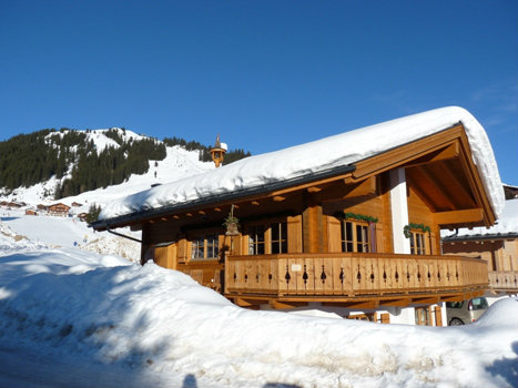Chalet Königsleiten - 8 people - holiday home  #38558