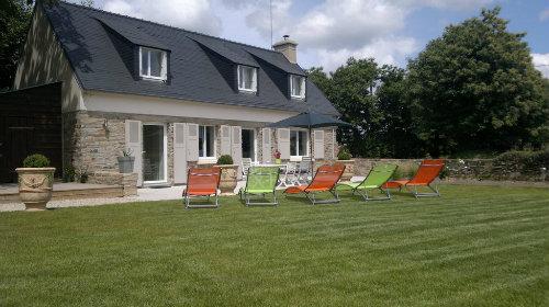 Maison 5 personnes La Foret-fouesnant - location vacances  n°38577