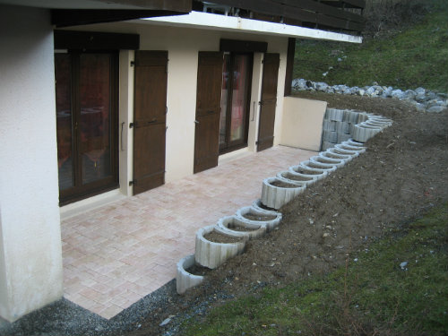 Chalet in Saint-gervais for rent for  4 people - rental ad #38583