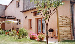 Gite à Castelsarrasin pour  4 •   animaux acceptés (chien, chat...)