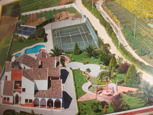 Maison Alcobaça, Nazaré - 6 personnes - location vacances  n°38591