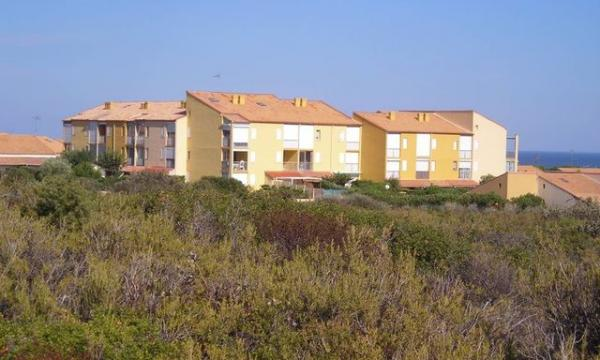 Appartement 5 personen St Pierre La Mer - Vakantiewoning  no 38654