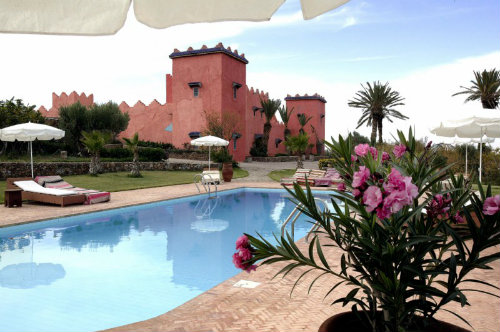 House 25 people Marrakech - holiday home  #38660