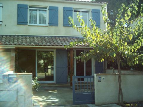 Maison Saint Pierre Sur Mer - 6 personnes - location vacances  n°38671