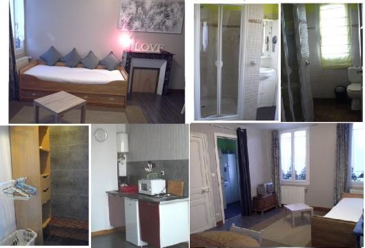 Studio in Rieux for   1 •   garden   #38694