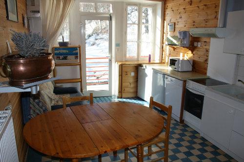 Gite L'argentière La  Bessée - 4 personnes - location vacances  n°38718