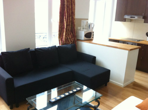 Flat in Bruxelles for   4 •   1 bedroom