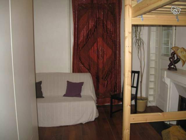 Appartement à Paris pour  5 •   2 chambres