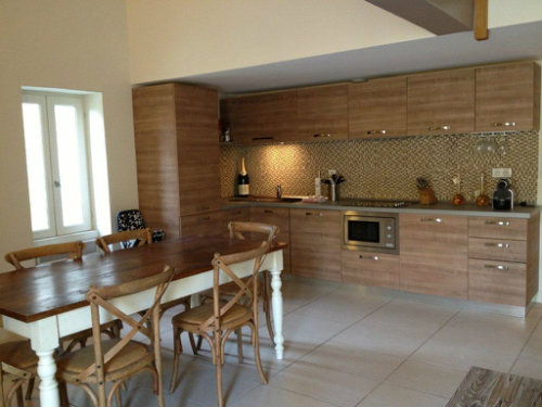 Casa 7 personas La Colle Sur Loup - alquiler n°38828