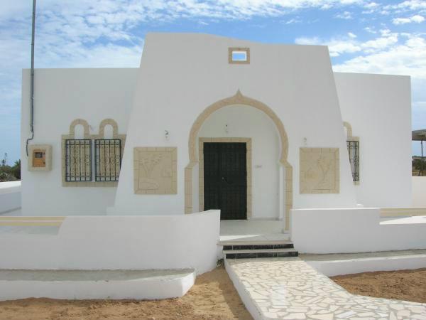 Maison djerba midoun louer pour 6 personnes location for Jardin 2000 tunisie