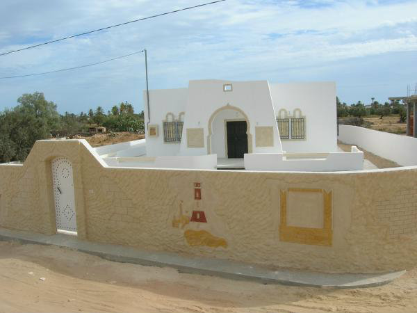 House in Djerba Midoun - Vacation, holiday rental ad # 38857 Picture #0
