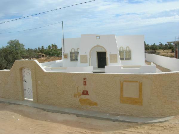 Maison Djerba Midoun - 6 personnes - location vacances  n°38857