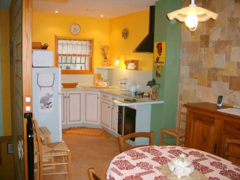 House in Chomérac - Vacation, holiday rental ad # 38909 Picture #2