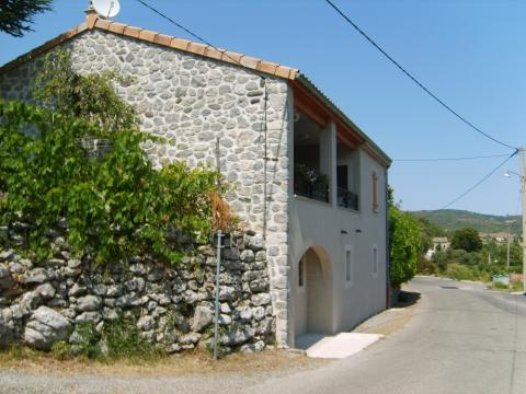 House Chomérac - 6 people - holiday home  #38909