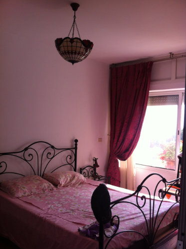 Flat in Hammamet nord for   6 •   private parking
