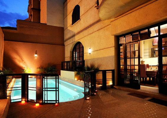 Maison 10 personnes Marrakesch - location vacances  n°38925