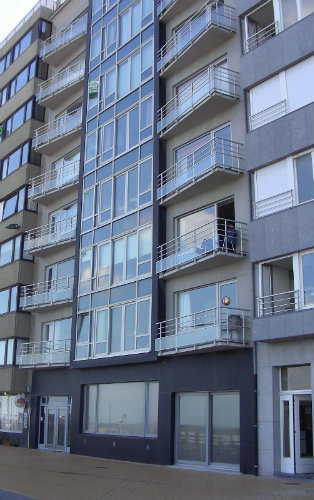 Appartement Oostende - 4 personnes - location vacances