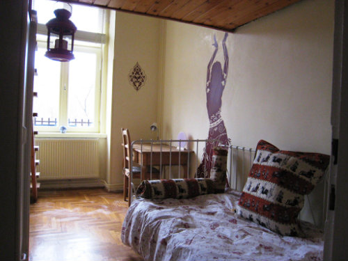 Flat Budapest - 8 people - holiday home  #38955