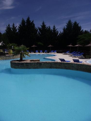 Chalet Condat - 5 personnes - location vacances  n°38979