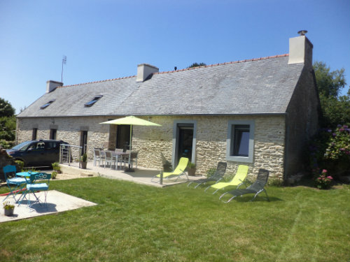 Gite Plonéour-lanvern - 8 people - holiday home  #38994