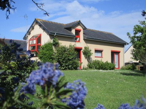 Gite Binic - 6 people - holiday home  #38995