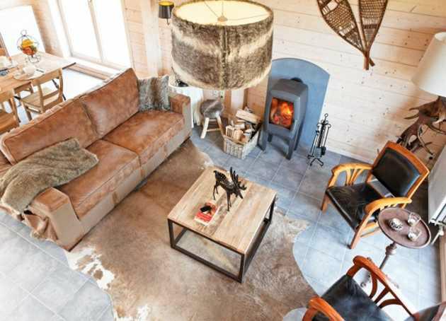 Chalet Le Lucan - Maison de vacances 7 à 8 pers + 1 b