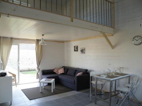 Maison 4 personnes La Rochelle - location vacances  n°39018