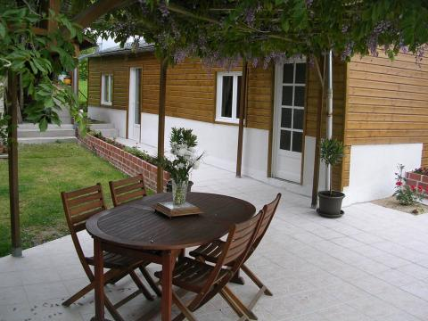 House 10 people Saint-aubin-sur-quillebeuf - holiday home  #39025
