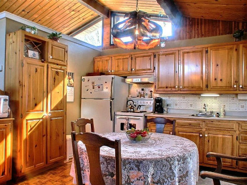 Chalet in St-Mathieu-du-Parc - Vacation, holiday rental ad # 39033 Picture #4