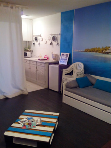 Studio 4 personnes Trois Ilets - location vacances  n°39095