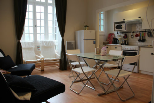 Flat Mers Les Bains - 4 people - holiday home  #39104