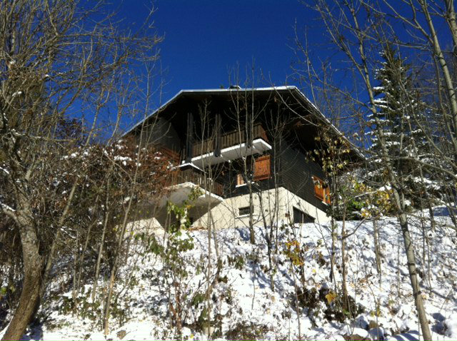 Chalet in La Clusaz - Vacation, holiday rental ad # 39105 Picture #0