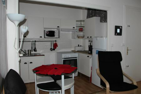 Flat in Mers les bains - Vacation, holiday rental ad # 39114 Picture #5