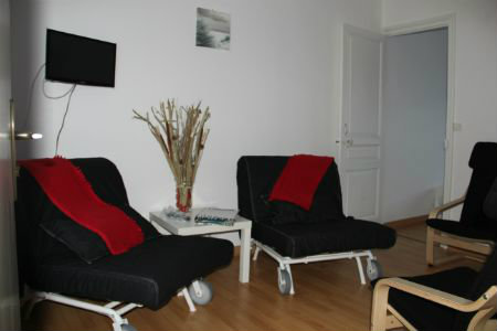 Flat in Mers les bains - Vacation, holiday rental ad # 39114 Picture #6