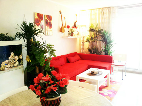 Appartement 4 personen Le Barcares - Vakantiewoning  no 39166