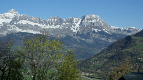 Chalet in SAINT GERVAIS LES BAINS - Vacation, holiday rental ad # 39186 Picture #4
