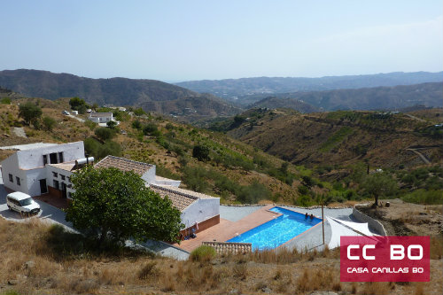 House Canillas De Aceituno - 8 people - holiday home  #39190